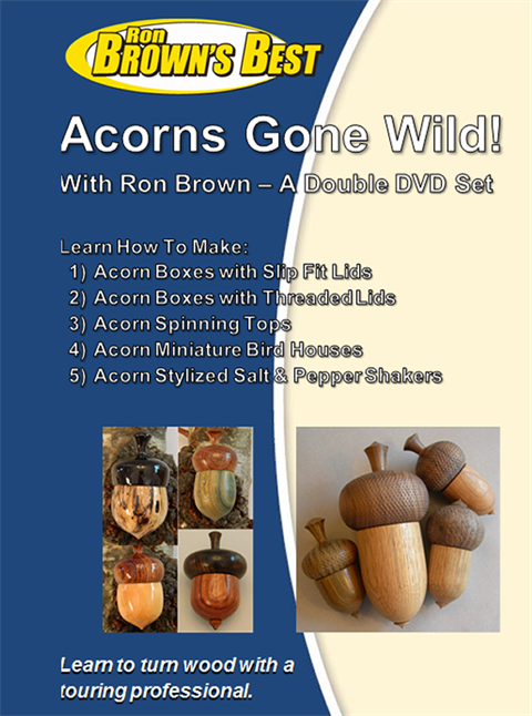 Acorns Gone Wild DVD 1-2