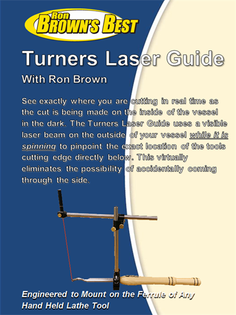 Turners Laser Guide DVD 4777
