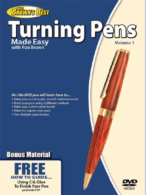 Pens Made Easy part 1