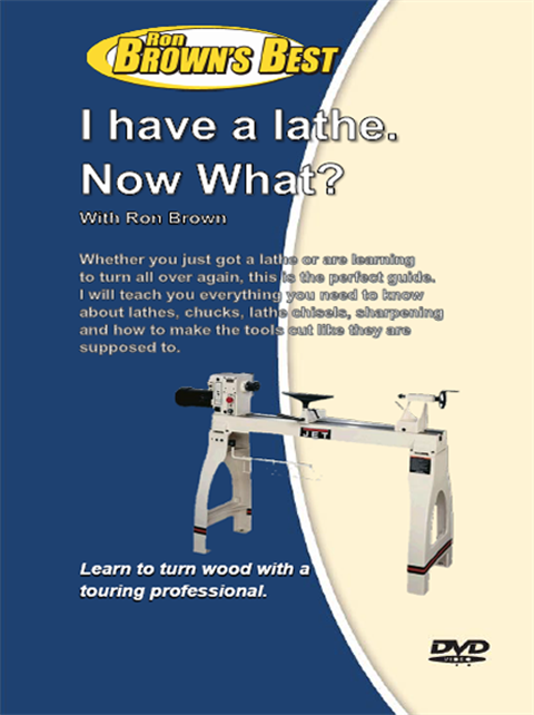 I Have A Lathe Now What?