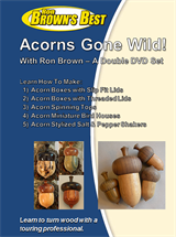 Acorns Gone Wild DVD part 1