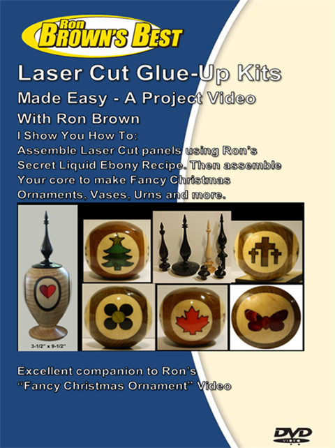 Laser Cut Glue-Up Kits INSTRUCTIONS