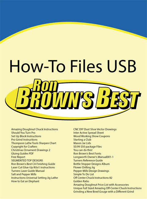 How-To Files USB